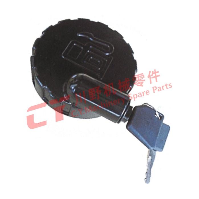 JCB油箱盖 老款-Guangzhou C Y Machinery Parts Trading Co ,Ltd